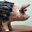 Bristle Pig I